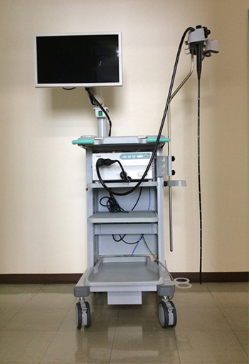 内視鏡検査治療